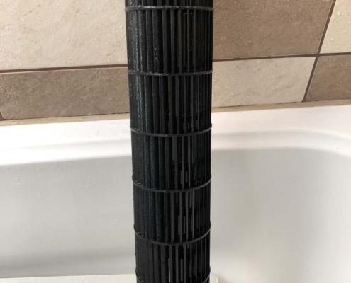 Inverteres klíma tisztítás